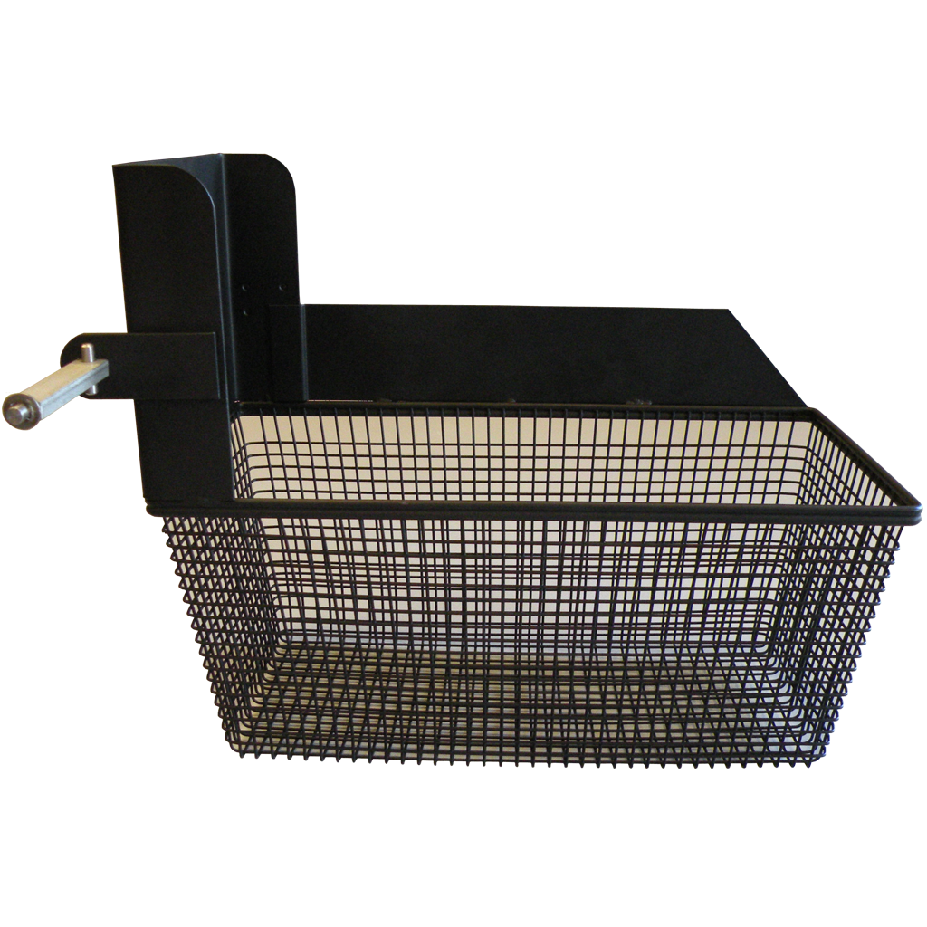 AutoFry MTI-10 Teflon Coated Basket (Left Side Dispense)