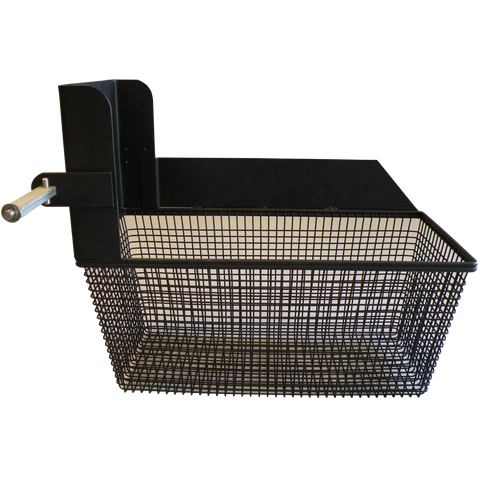 AutoFry MTI-10 Teflon Coated Basket (Left Side Dispense) P/N: 49-0002