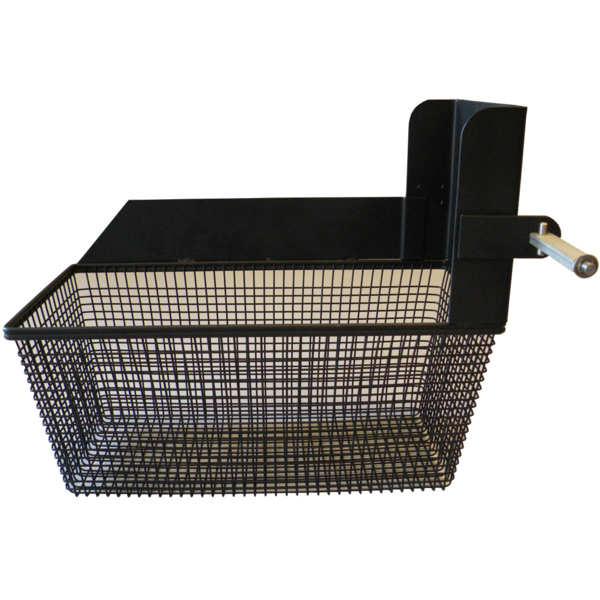 AutoFry MTI-10 Teflon Coated Basket (Right Side Dispense)