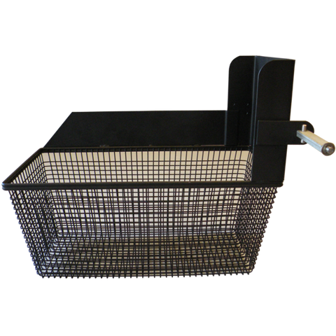 AutoFry MTI-10 Teflon Coated Basket (Right Side Dispense) P/N: 49-0008