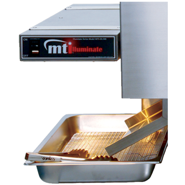 AutoFry MTI-10 Heatlamp (Left Side Dispense)