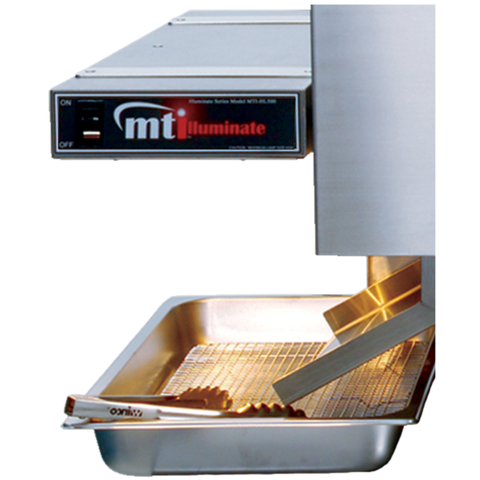 AutoFry MTI-40C Heatlamp (Left Side)