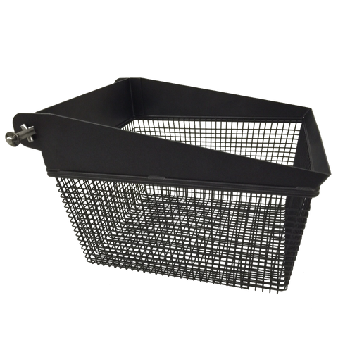 AutoFry MTI 10X/XL Teflon Coated Basket  (Left Side Dispense) P/N: 49-0011 - L
