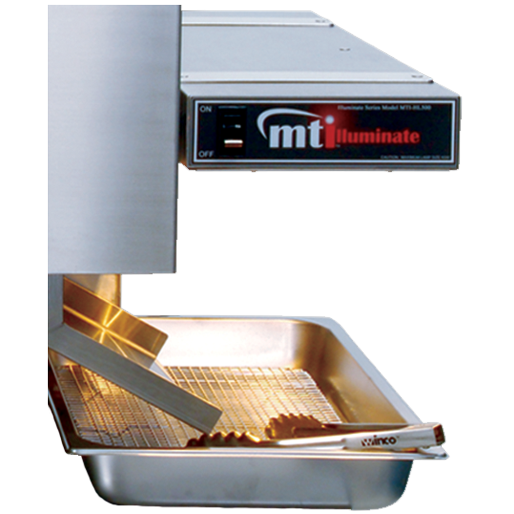 AutoFry MTI-10 Heatlamp (Right Side Dispense)