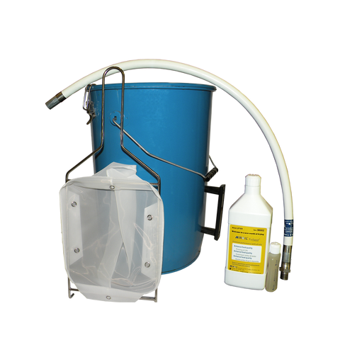 AutoFry Oil Filtering Kit