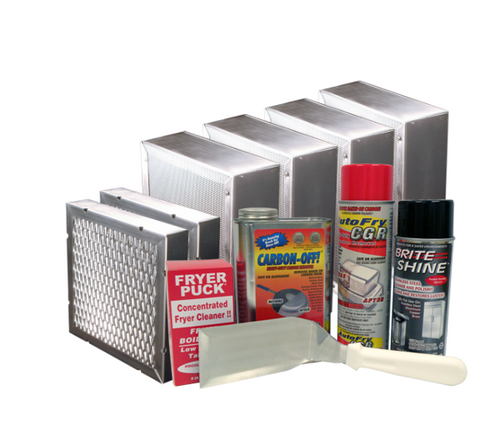 MTI-10 1 yr Maint Pack and Oil Pot Cleaning Bundle & Save Kit P/N: 69-0043
