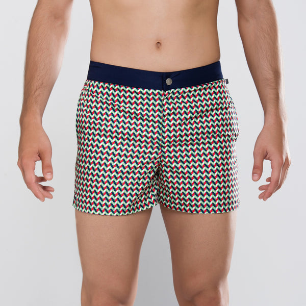 BAÑADOR CLUB SHORT GEO