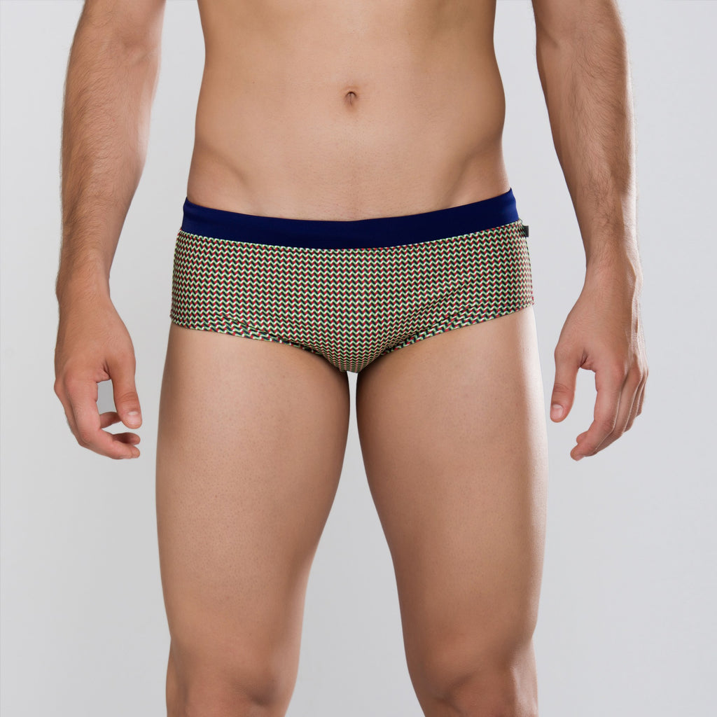 BAÑADOR CLUB BRIEF GEO