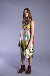 Printed Tanktop Dress
