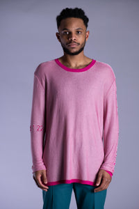 Knitted Pink Longsleeve