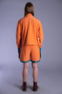 Papaya Orange Shorts