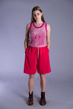 Load image into Gallery viewer, Dragonfruit Pink B-Ball Shorts