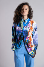 Load image into Gallery viewer, Tropical Nightlife Printed Shirt
