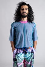 Load image into Gallery viewer, Lagoon Blue Doubler Layer T-Shirt