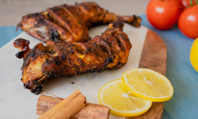 lahori chicken tikka bbq, chicken bbq recipe, easy pakistani food