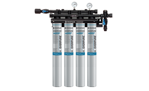 Everpure Insurice® i4000² QUAD Water Filter Assembly (for ice machines that produce more than 1,600 lbs)