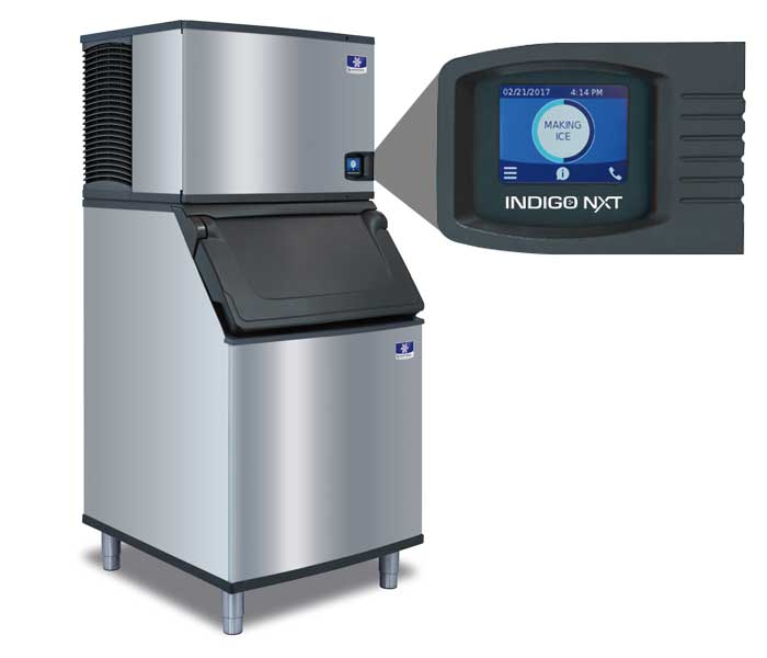 Indigo NXT Series iT0500 ice Cube Machine