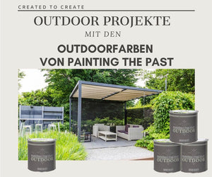 Outdoorfarben von Painting the Past