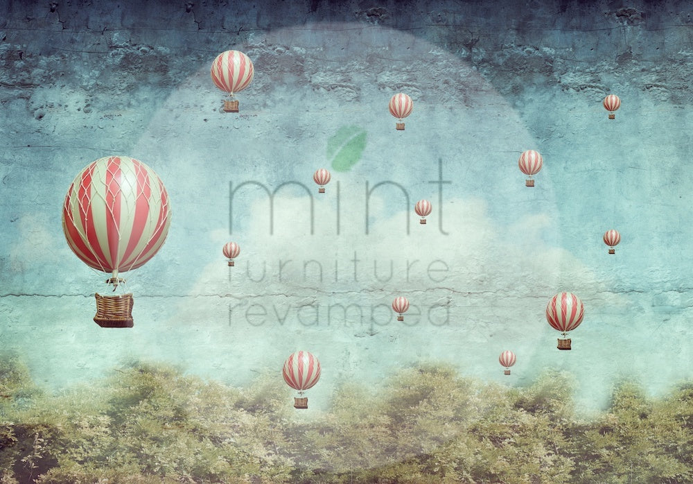 "Mint by Michelle ""Balloons"""
