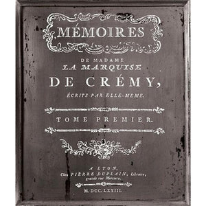IOD Transfer Memoires (white)