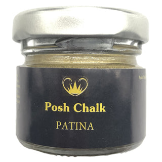 Posh Chalk Gilding Wax Byzantine Gold