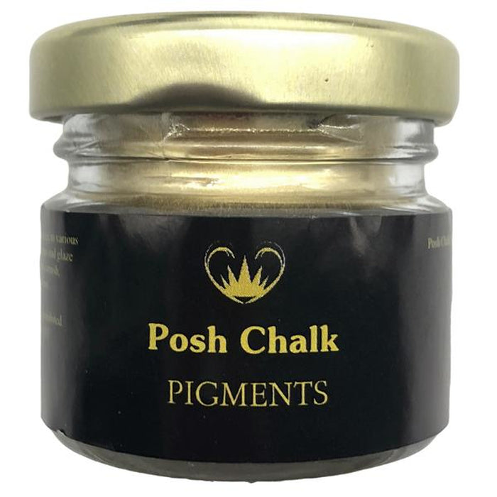 Posh Chalk Poporines Metallic Pigment  - Byzantine Gold -
