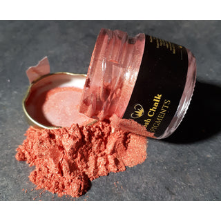Posh Chalk Poporines Metallic Pigment  - Red Magenta -