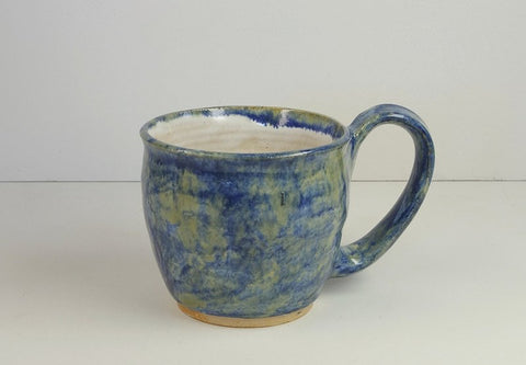 Coffee Tea Mug Small by White Horse Pottery