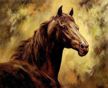 Load image into Gallery viewer, Diamond Painting | Diamond Painting - Beautiful Horse | animals Diamond Painting Animals horses | FiguredArt