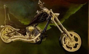 Diamond Painting | Diamond Painting - Big Motorbike | cars and motorcycles Diamond Painting Other other | FiguredArt
