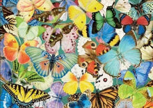 Load image into Gallery viewer, Diamond Painting | Diamond Painting - Butterfly Collection | animals butterflies Diamond Painting Animals | FiguredArt
