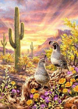 Load image into Gallery viewer, Diamond Painting | Diamond Painting - Cactus and Animals | animals Diamond Painting Animals | FiguredArt