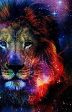 Load image into Gallery viewer, Diamond Painting | Diamond Painting - Lion Color | animals Diamond Painting Animals lions | FiguredArt