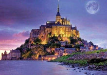 Load image into Gallery viewer, Diamond Painting | Diamond Painting - Mont Saint Michel | cities Diamond Painting Cities Diamond Painting Landscapes landscapes | FiguredArt