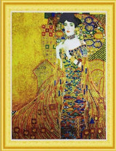 Load image into Gallery viewer, Diamond Painting | Diamond Painting - Ms. Bauer Klimt | Diamond Painting Famous Paintings famous paintings | FiguredArt