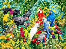 Load image into Gallery viewer, Diamond Painting | Diamond Painting - Parrots | animals birds Diamond Painting Animals parrots | FiguredArt
