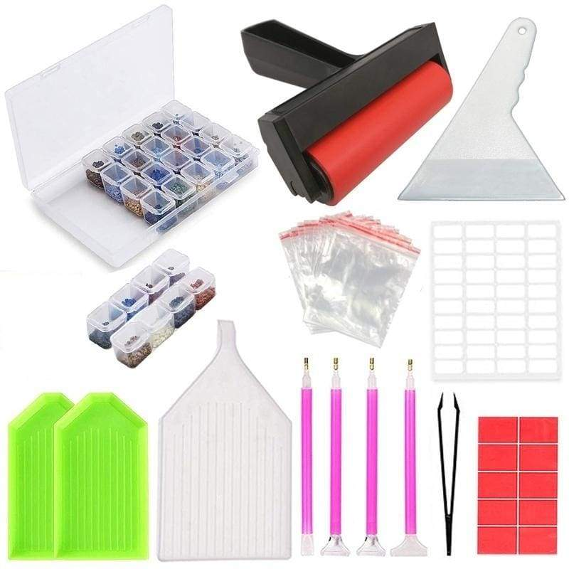 | Diamond Painting Tools and Accessories Kit | usa.figuredart