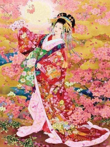Diamond Painting | Diamond Painting - Traditional Chinese | Diamond Painting Discover the World discover the world | FiguredArt