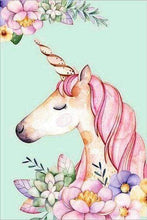 Load image into Gallery viewer, Diamond Painting | Diamond Painting - Unicorn Drawing | animals Diamond Painting Animals unicorns | FiguredArt