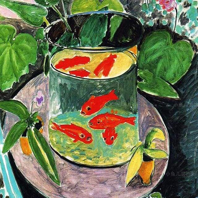 paint by numbers | Gold Fishes | advanced animals fish new arrivals | FiguredArt
