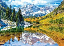 Load image into Gallery viewer, paint by numbers | Mountain River | advanced landscapes mountains new arrivals | FiguredArt
