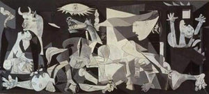 paint by numbers | Picasso Guernica | advanced famous paintings new arrivals picasso | FiguredArt