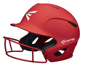 MoVision Batters Helmet Visor - HD Yellow