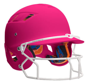 MoVision Batters Helmet Visor - Clear