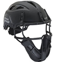 Worth Pitchers Helmet With Visor