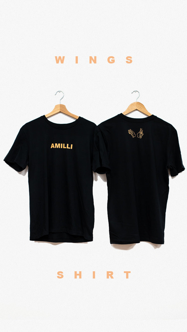 Wings (T-Shirt)