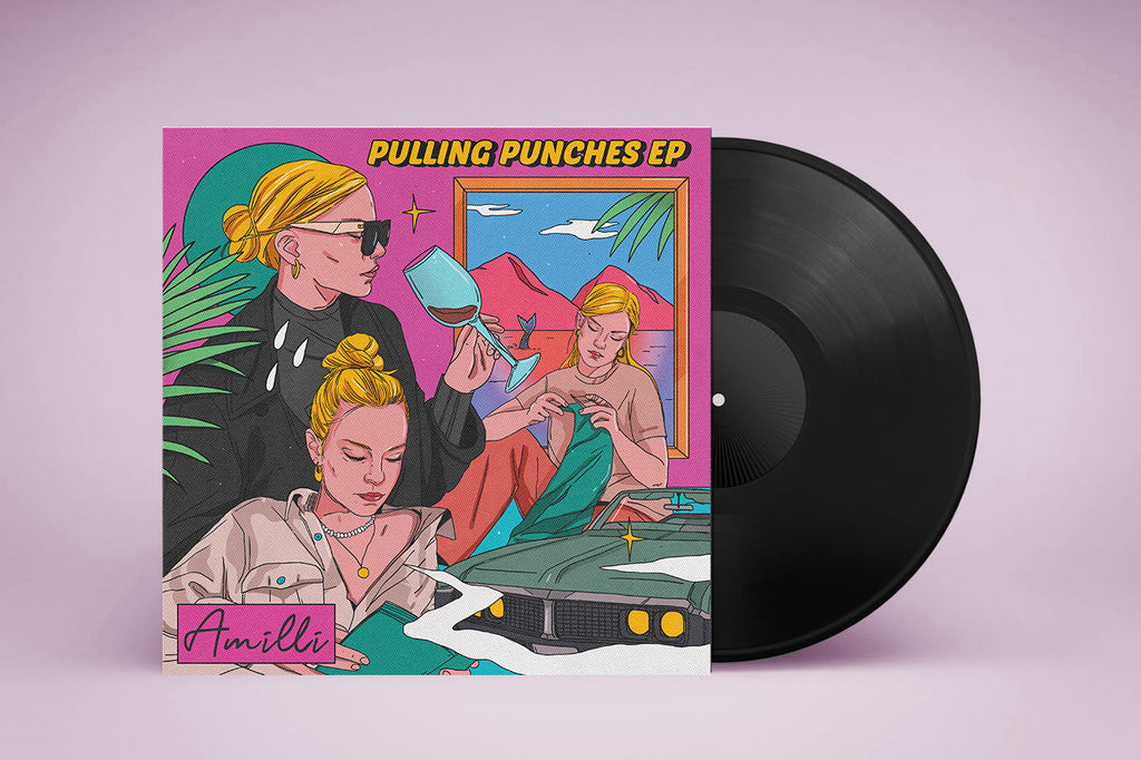Pulling Punches (Vinyl)