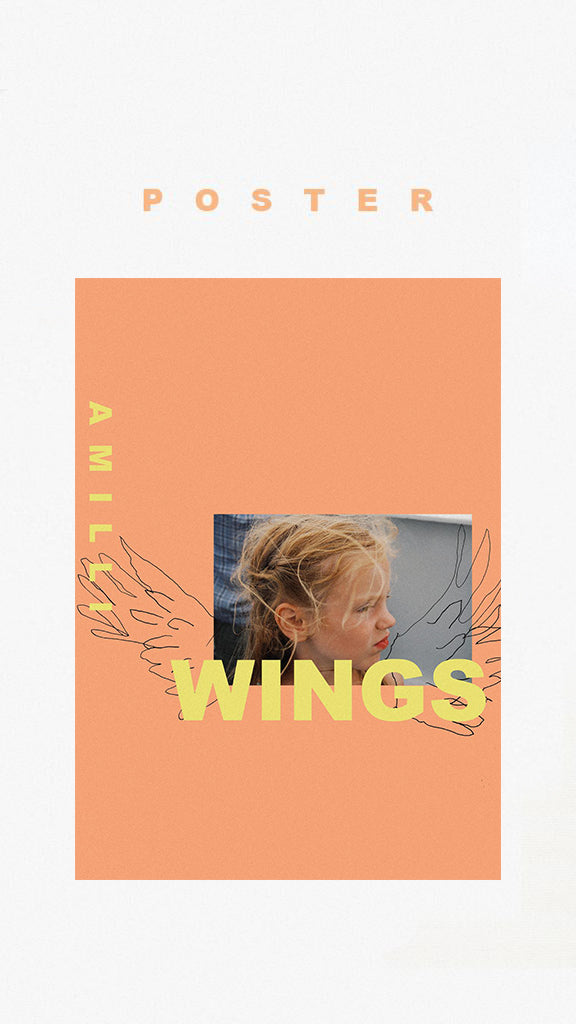 Wings (A2 Poster)