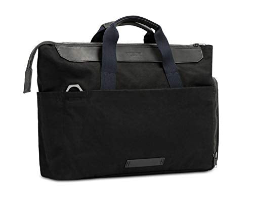 Timbuk2 Smith Briefcase, Jet Black, One Size