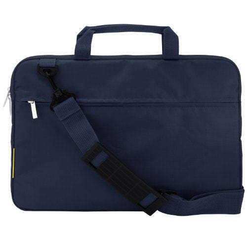 Filemate ECO 17-Inch Laptop Carrying Bag - Navy (3FMNG230NV17-R)